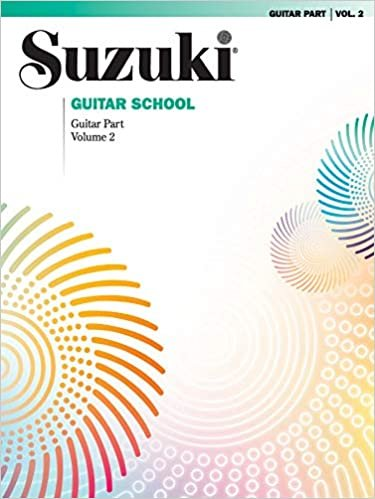 Suzuki Guitar School Volume 2 Guitar Part
