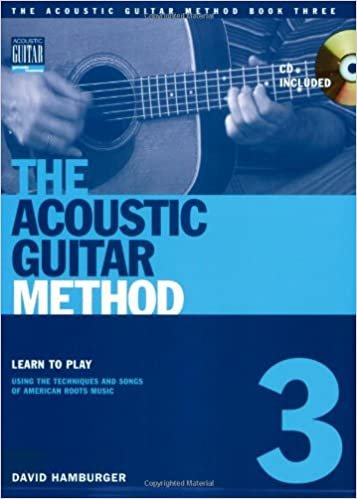 The Acoustic Guitar Method Book 3