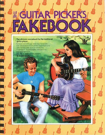 The Guitar Picker's Fakebook