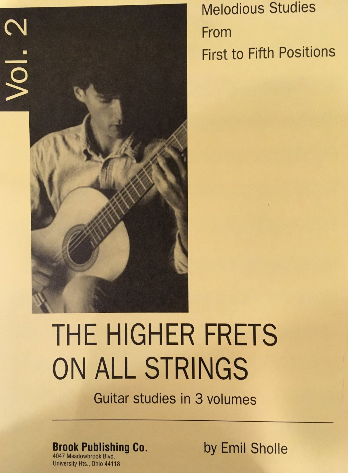 The Higher Frets on all Strings Vol 2