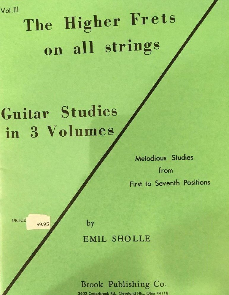 The Higher Frets on all Strings Vol 3