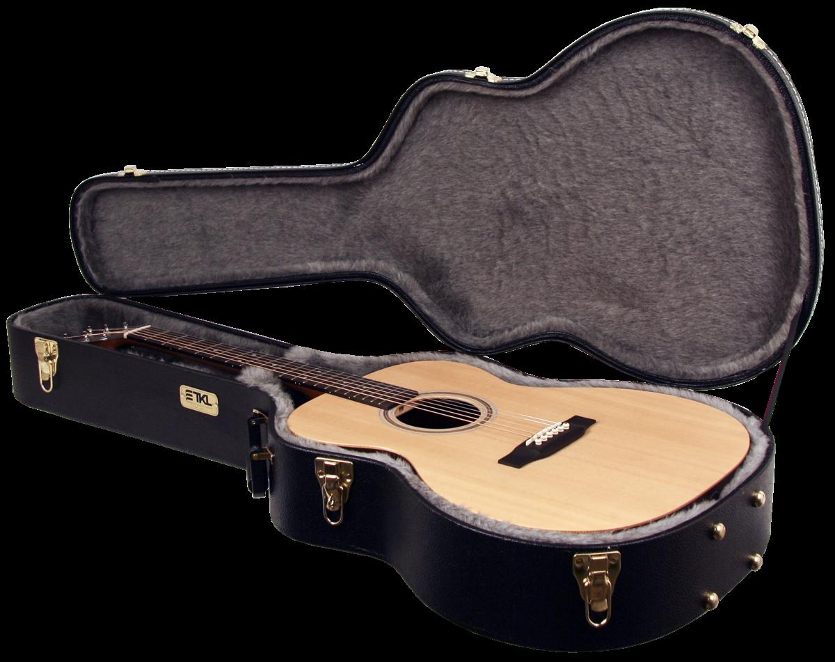 TKL7805 OM/OOO/Concert Hardshell Flat Top Case