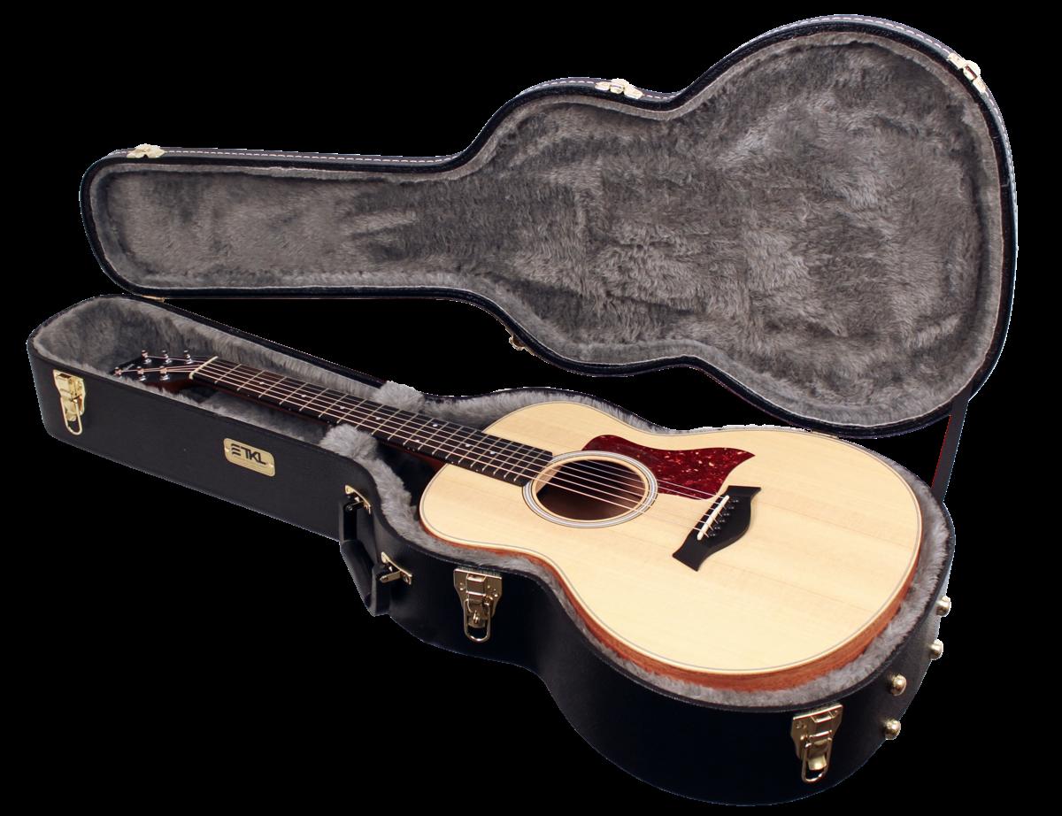 TKL7876 O Style, Tenor Guitar, GSMini Hard Shell Flat Top