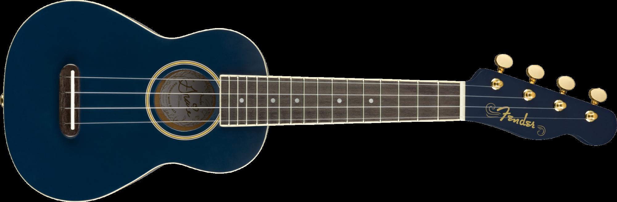 Fender Grace VanderWaal Moonlight Ukulele Soprano