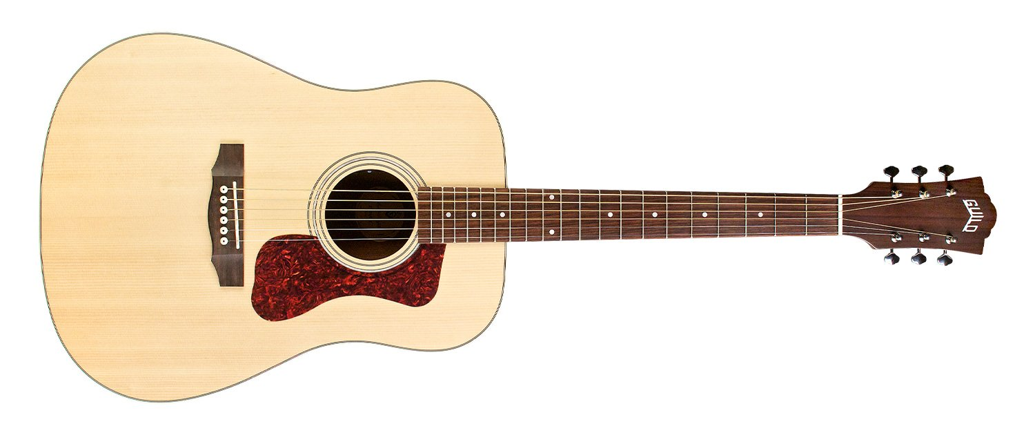 Guild D240E Acoustic Electric