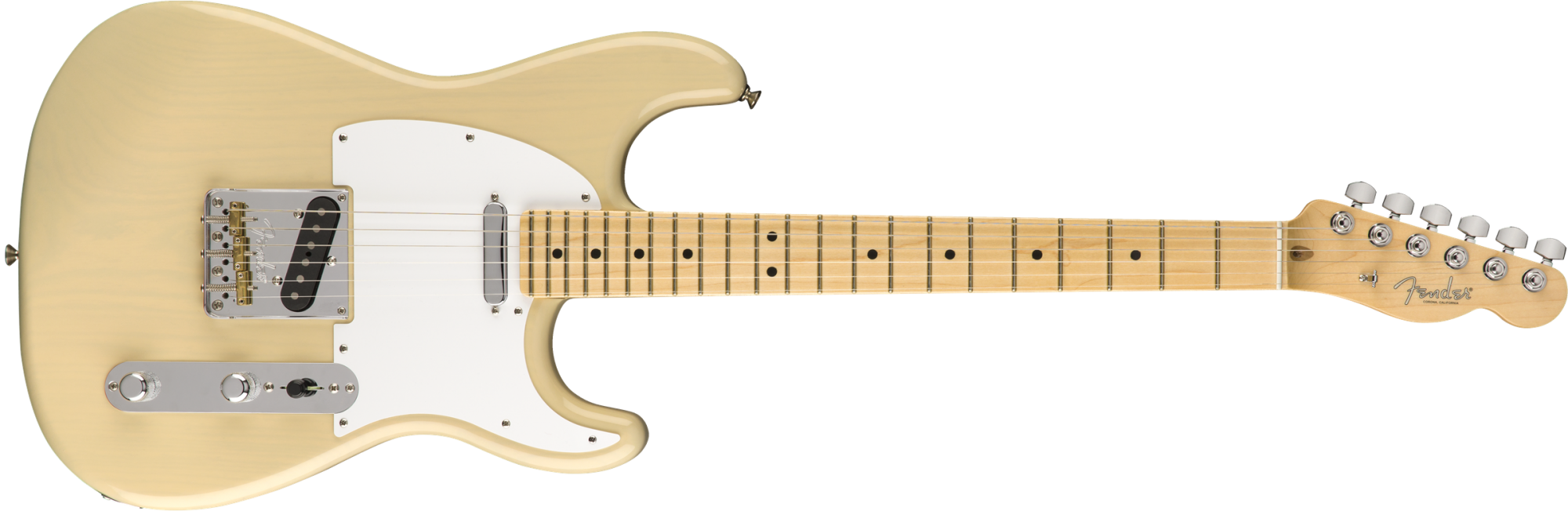 Fender Limited Edition Parallel Universe Whiteguard Stratocaster