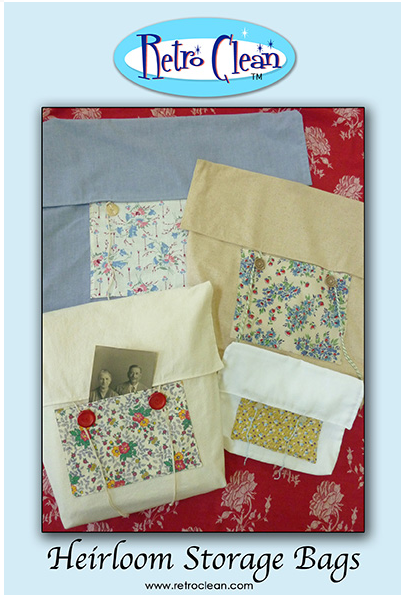Heirloom Storage Bag Pattern