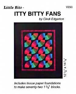 V290  Itty Bitty Fans