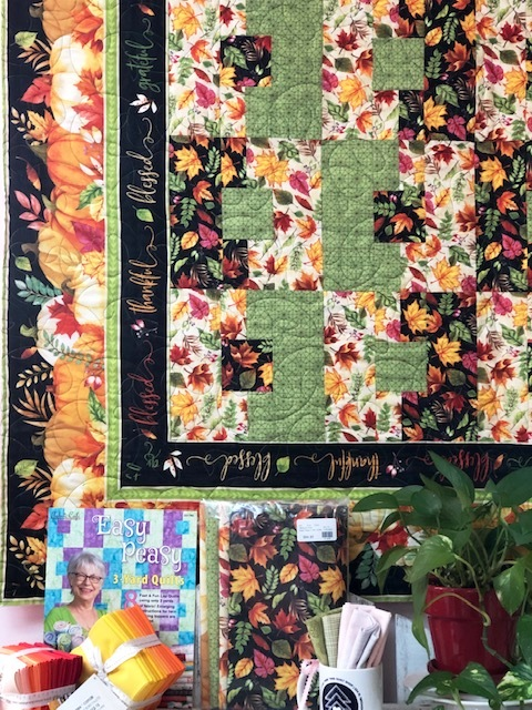 Attraction Quilt Kit