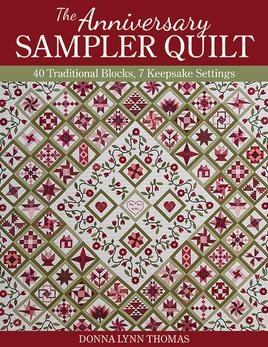 Anniversary Sampler Quilt