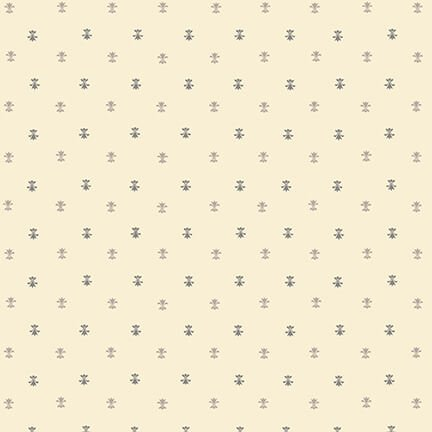 Gratitude & Grace Fleur de Lis Cream