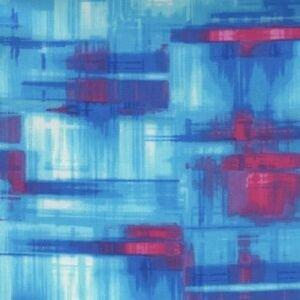 Ambrosia Abstract Plaid