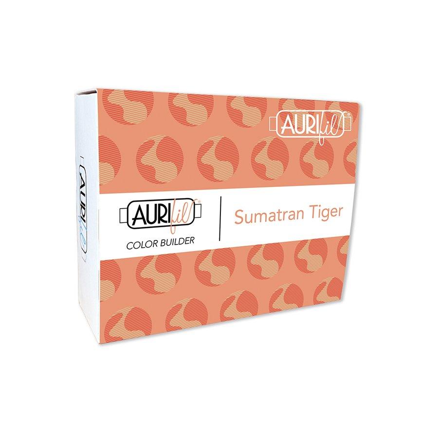 Color Builder Sumatran Tiger
