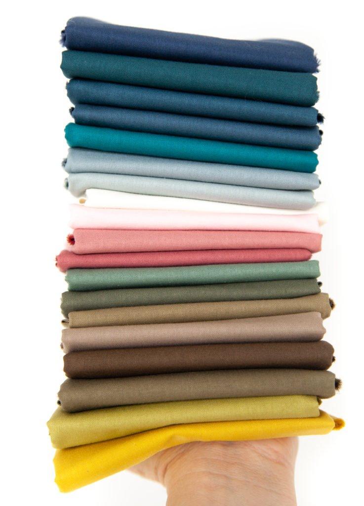 RBD Block Challenge Fabric Requirements