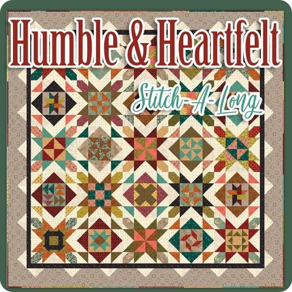 Humble & Heartfelt Stitch-A-Long Registration