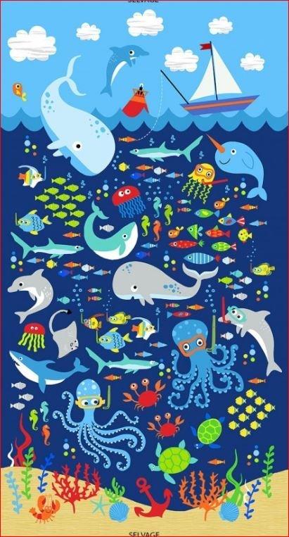 PANEL - Sea Life