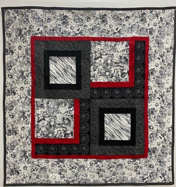 Whisper Quilt Kit (76.5 x 91.5)