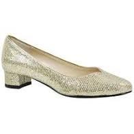 Bambalina Gold Glitter