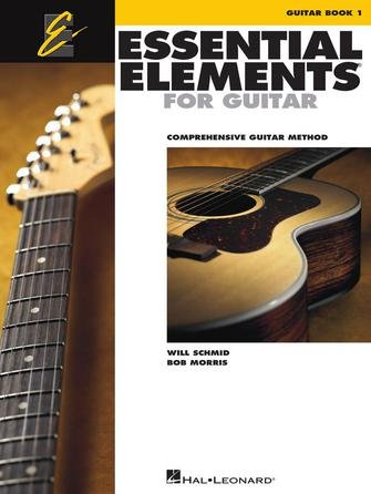 Essential Elements for Guitar - Book 1 Comprehensive Guitar Method