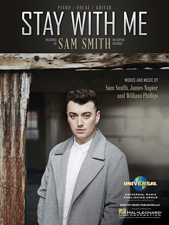 Stay with Me Digital Audio Backing Track Included!