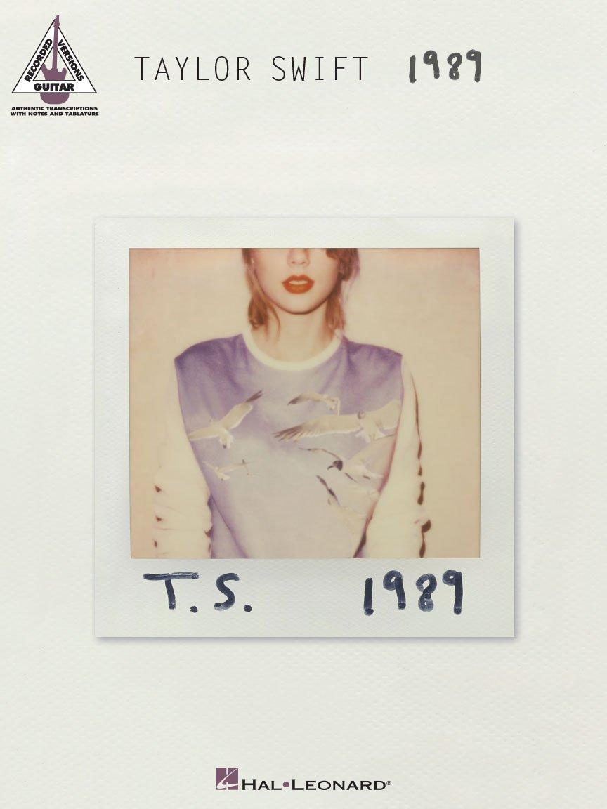 Taylor Swift – 1989 - Guitar