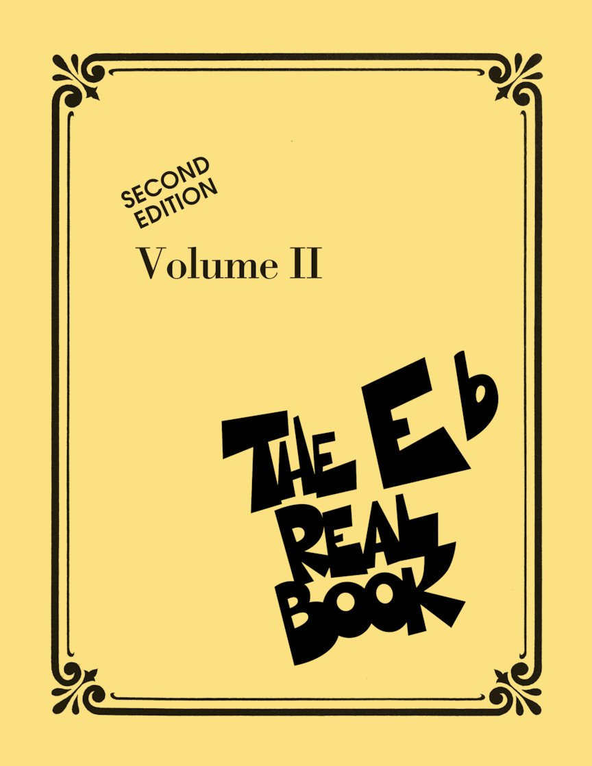 The Real Book Volume II Second Edition Eb Edition