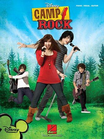 Camp Rock P/V/G  Artists: Jonas Brothers, Demi Lovato