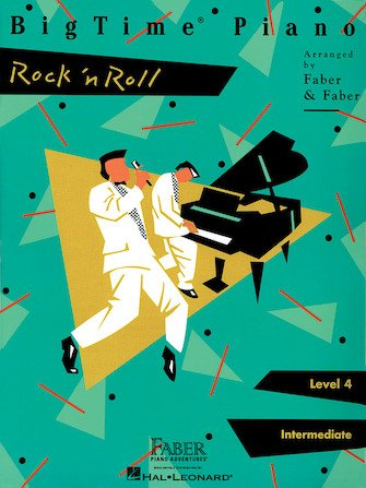 BigTime Piano Rock 'n' Roll Level 4