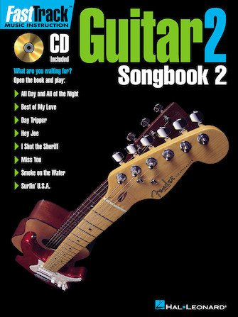 FastTrack Guitar Songbook 2 – Level 2