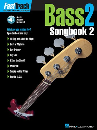 FastTrack Bass Songbook 2 – Level 2