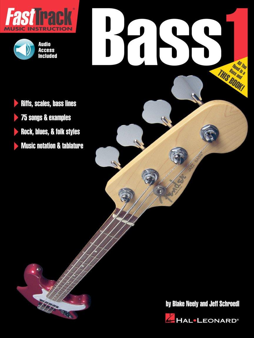 FastTrack Bass Method – Book 1