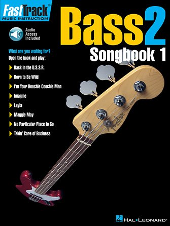 FastTrack Bass Songbook 1 – Level 2