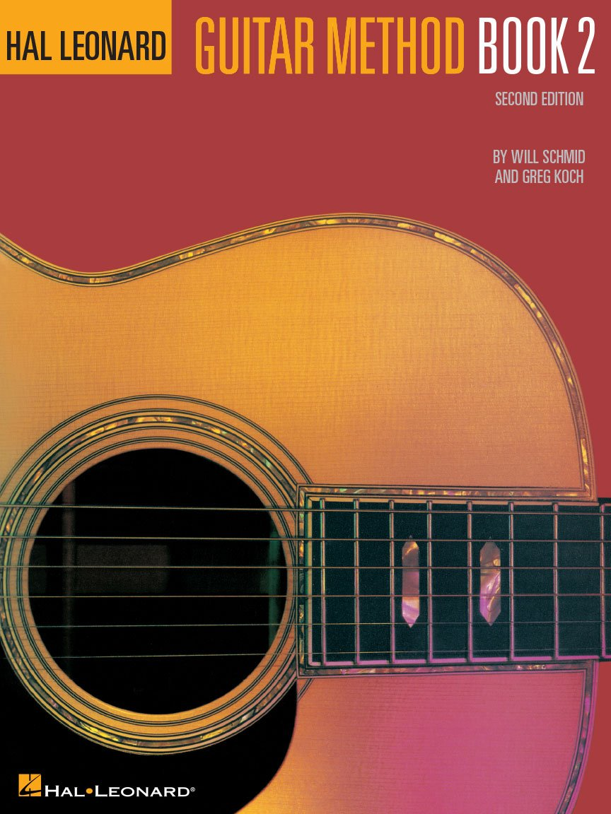 Hal Leonard Guitar Method Book 2 Book Only