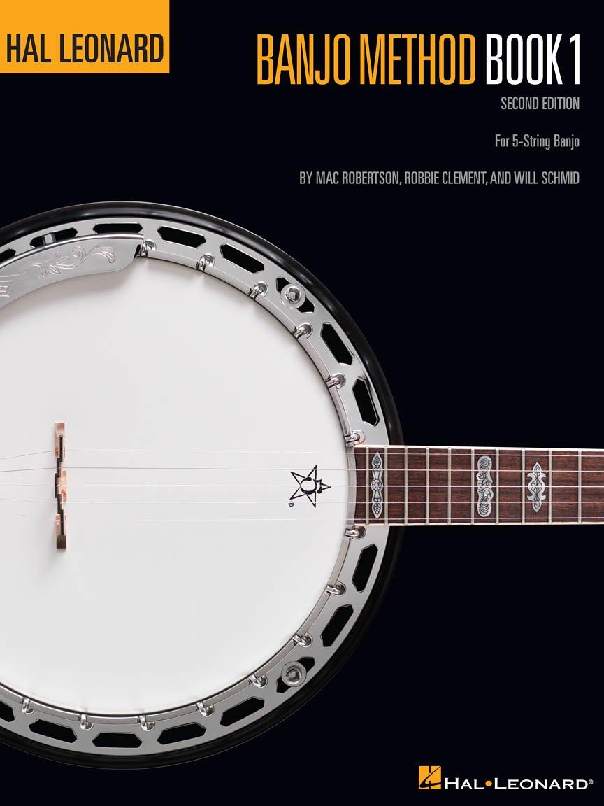 Hal Leonard Banjo Method – Book 1 – 2nd Edition For 5-String Banjo