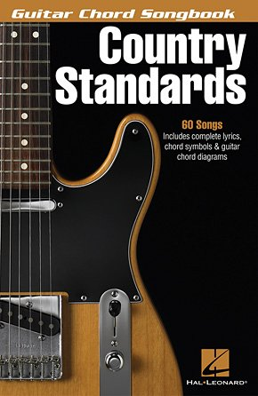 Country Standards Guitar Chord Songbook