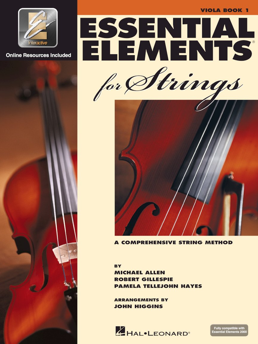 Essential Elements for Strings - Viola - Book 1 with EEi