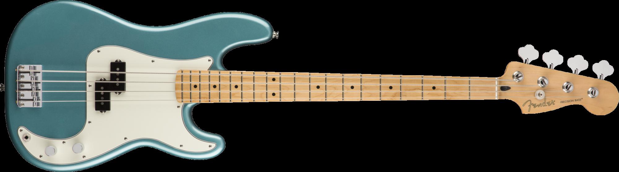 Fender Player Precision Bass®, Maple Fingerboard, Tidepool