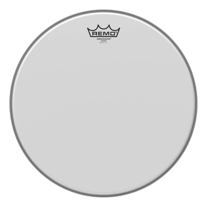 Remo BA-0114-00 Ambassador Series Coated Drumhead Snare/Tom 14? Diameter Model