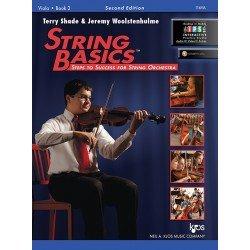 String Basics Book 2 - Viola