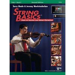 String Basics Book 3 - Viola