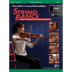String Basics Book 3 - Violin