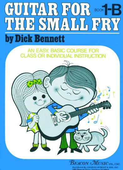 Guitar for the Small Fry - Book 1B