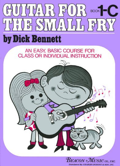 Guitar for the Small Fry - Book 1C