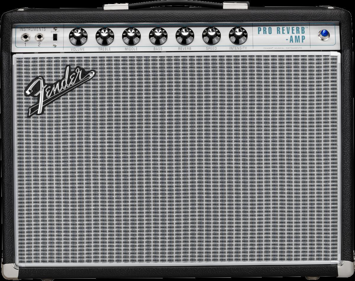 Fender  '68 Custom Pro Reverb, 120V