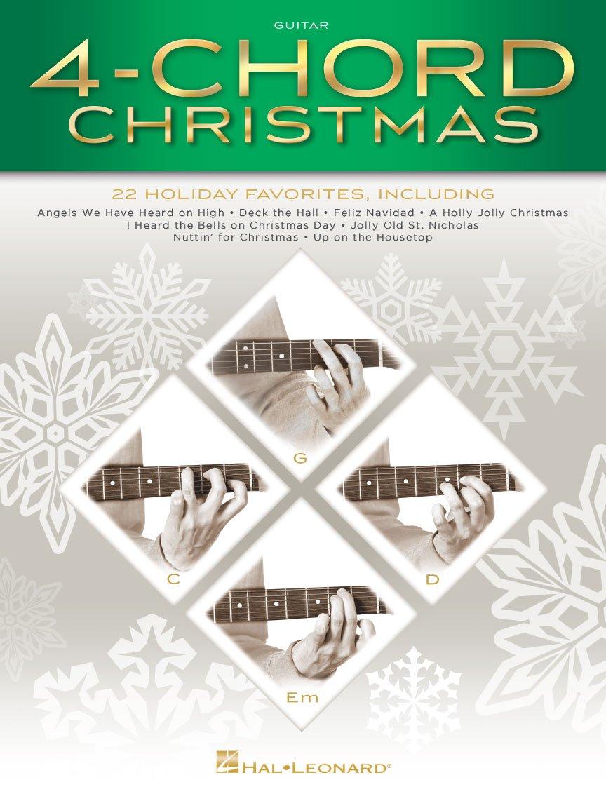 4-Chord Christmas - Guitar