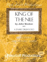 King of the Nile by John Wooton
