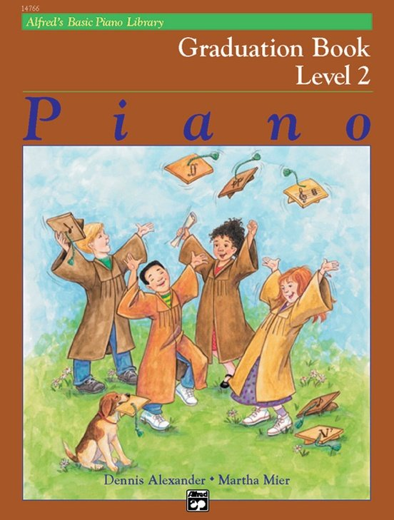 Alfred's Basic Piano Library: Graduation Book 22