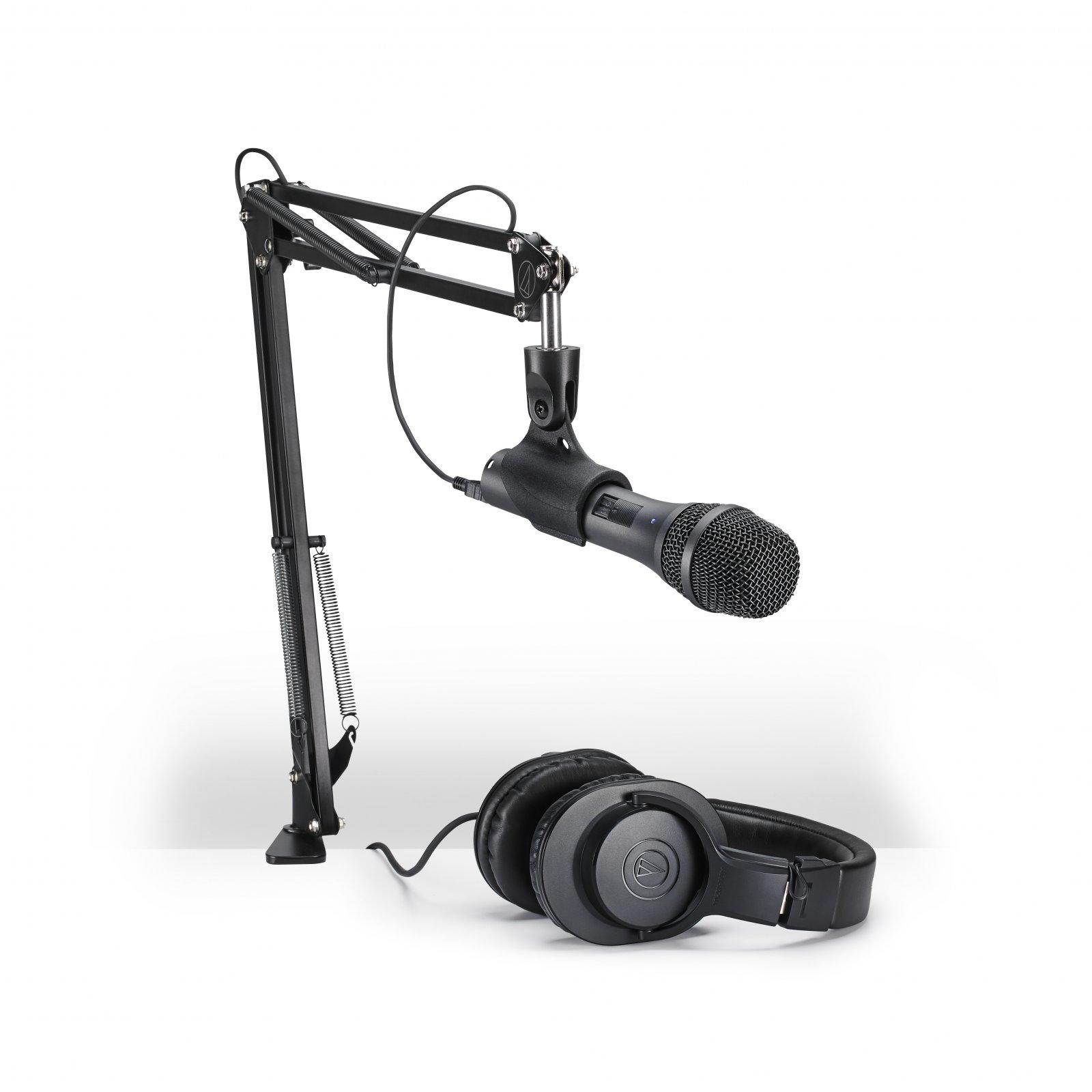 Audio-Technica AT2005USB Studio Pack USB Mic Pack