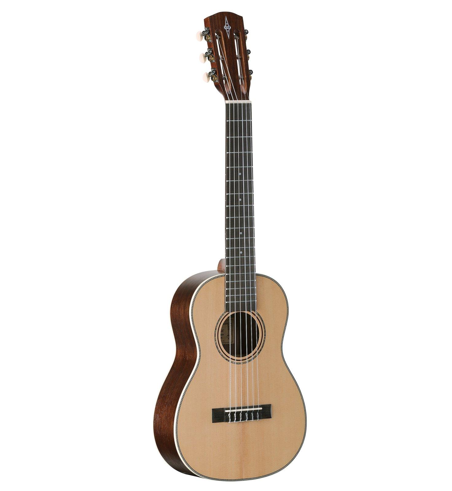 Alvarez AU70WB/6 Artist 6-String Ukulele sized travel guitar