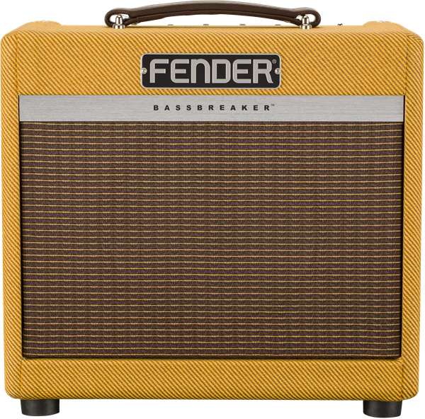Fender Bassbreaker 007 LTD 2019 Edition all tube amp custom Celestion